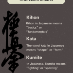 The 3 Main Elements of Kyokushin Karate: Kihon, Kata, and Kumite