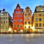 The City of Stockholm: Old Town