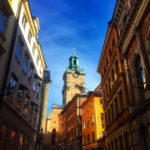 Stockholm Old Town – March 2019