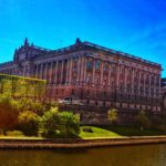 The Parliament House – Stockholm, Sweden