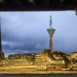 "Birger Jarl – ""cenotaph"" at Stockholm's City Hall"